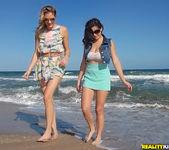 Sabrina Banks & Shae Summers - Lip Locked - We Live Together 3