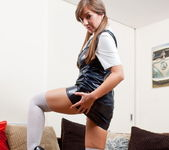 Cate Harrington - School Girl Slut - SpunkyAngels 5
