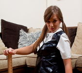 Cate Harrington - School Girl Slut - SpunkyAngels 9