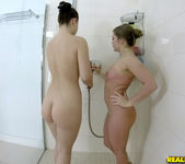 Alessandra, Lexie - Soapy Sucking - Euro Sex Parties 3