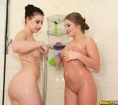 Alessandra, Lexie - Soapy Sucking - Euro Sex Parties 4