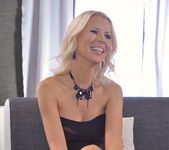 Lynna Nilsson masturbates 6
