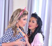 Anissa Kate & Eva Parcker - Euro Girls on Girls 2