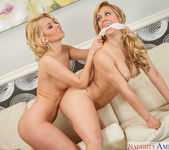 Aaliyah Love, Cherie DeVille - 2 Chicks Same Time 9