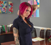 Anna Bell Peaks - Naughty Office 2