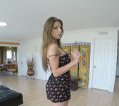 Dillion Carter Gives a Tits Fuck and Blowjob 9