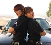 Jessica, Lily, and Missy - Playing Bad Cop, Bad Cop 4
