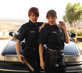 Jessica, Lily, and Missy - Playing Bad Cop, Bad Cop 5