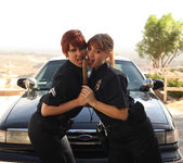 Jessica, Lily, and Missy - Playing Bad Cop, Bad Cop 6