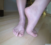 Nikki Silvia - Flirtation, Footjobs and Fellatio 24