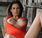 Vanessa Veracruz - Swim Suit Strip Seduction 12