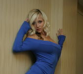London Hart - Royal Blue - SpunkyAngels 5
