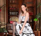 Katie White - Lacey Pantyhose 3