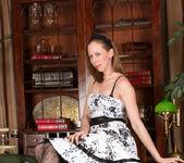 Katie White - Lacey Pantyhose 4