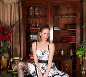 Katie White - Lacey Pantyhose 8