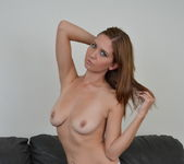 Chrissy Marie - White Lace - SpunkyAngels 10