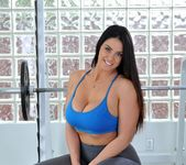 Alison Tyler - Training with Allison - Footsie Babes 4