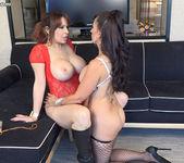 Catalina Cruz & Alyssa Lynn 9