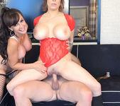 Catalina Cruz & Alyssa Lynn 12