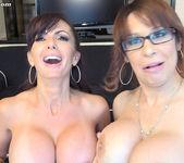 Catalina Cruz & Alyssa Lynn 15