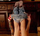 Jeska Vardinski - Ripped Jeans - SpunkyAngels 16