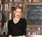 Mrs Huntingdon Smythe - Masturbation Class 12