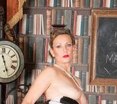 Mrs Huntingdon Smythe - Masturbation Class 18