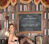 Mrs Huntingdon Smythe - Masturbation Class 20