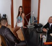 Ally Jones - The Kinky Visitor - DPFanatics 6