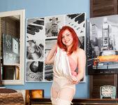Poline - Naughty Redhead - Anilos 6