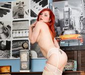 Poline - Naughty Redhead - Anilos 15