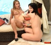Nikky Thorne - Teaching Bella - Teach Me Fisting 25