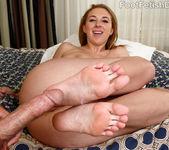 Brooke Wylde - Foot Fetish Daily 16