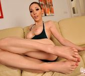 Lily LaBeau - Footsie Gymnastics - Foot Job Fiesta 6