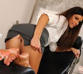 India Summer - My therapy is sex - Foot Job Fiesta 10