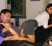 India Summer - My therapy is sex - Foot Job Fiesta 14