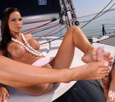 Christina Bella - Christina and Evan sailing off to heaven 13