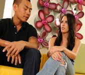 Kortney Kane - Wanna Touch Them? - Foot Job Fiesta 8