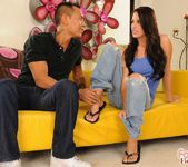 Kortney Kane - Wanna Touch Them? - Foot Job Fiesta 9