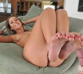 Presley Hart - Got the mood for some foot! - Foot Job Fiesta 30