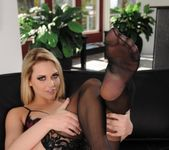 Mia Malkova - Sexual arsenal - Foot Job Fiesta 5
