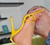 Honey Demon - In front of her feet - Foot Job Fiesta 9