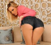 Alexis Texas - Alexis steps up - Foot Job Fiesta 2