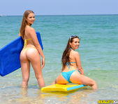 Jenna Sativa & Liza Rowe - Surf Board - We Live Together 2