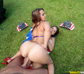 Dillion Carter, Maria Jade - Pretty Breasty - Big Naturals 9