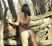 Destiny Moody in the Forest 2