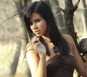 Destiny Moody in the Forest 6