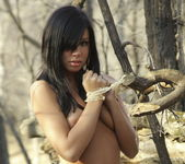 Destiny Moody in the Forest 13