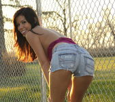 Destiny Moody on the Fence 6