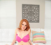 Ginger Rose - Cumming Ginger - First Time Auditions 5
